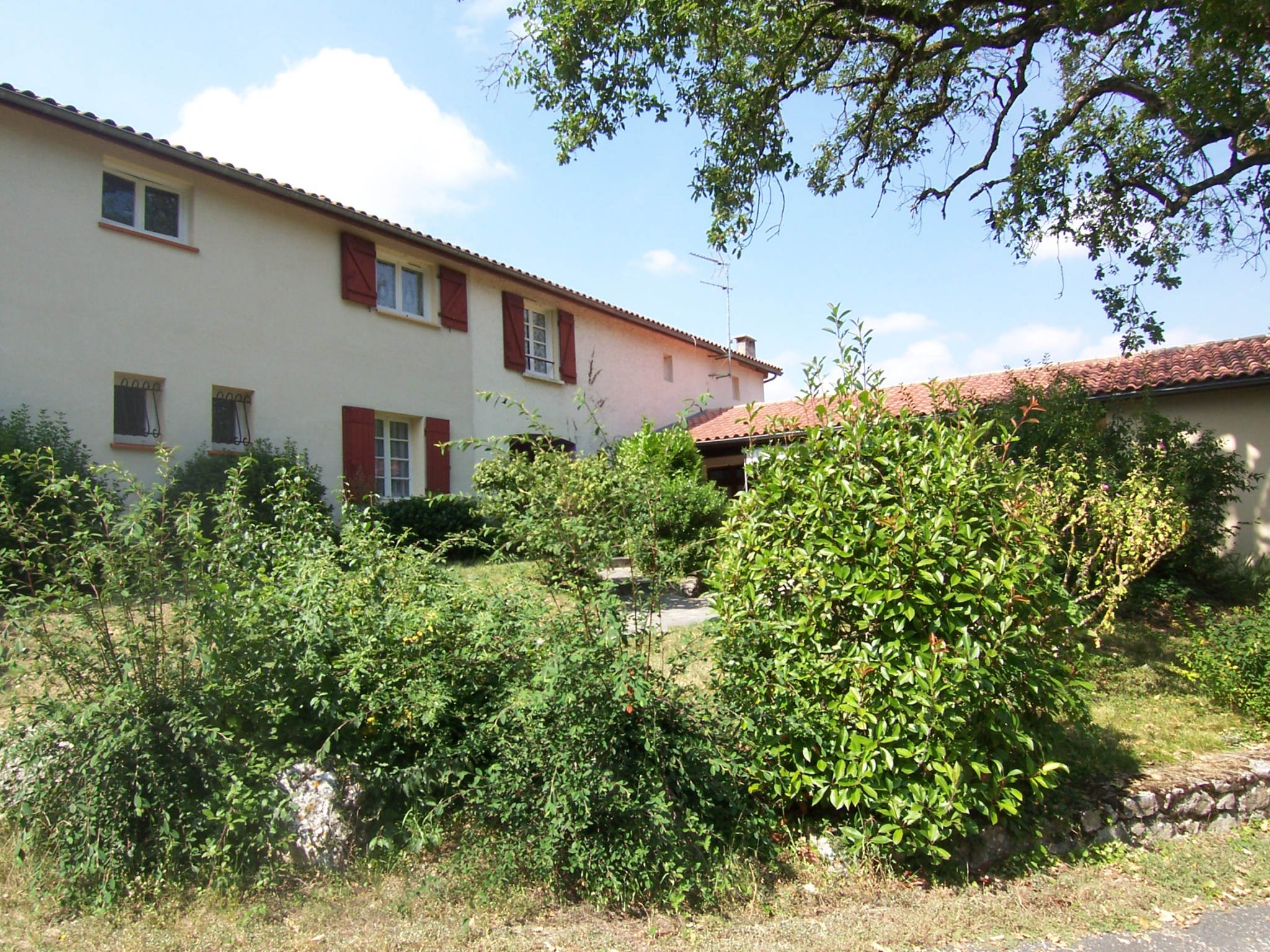Rural complex with gîtes